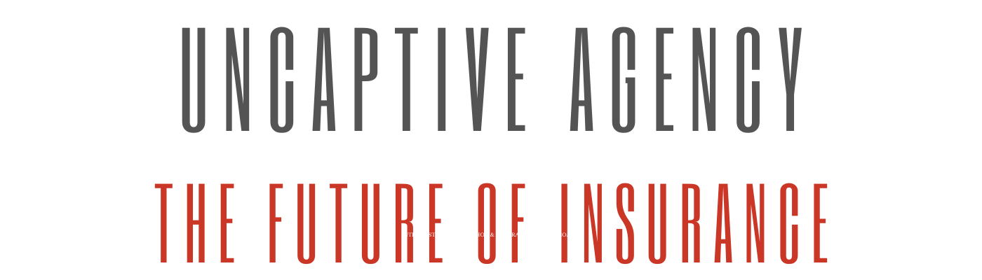 Uncaptive Agency Podcast  Logo